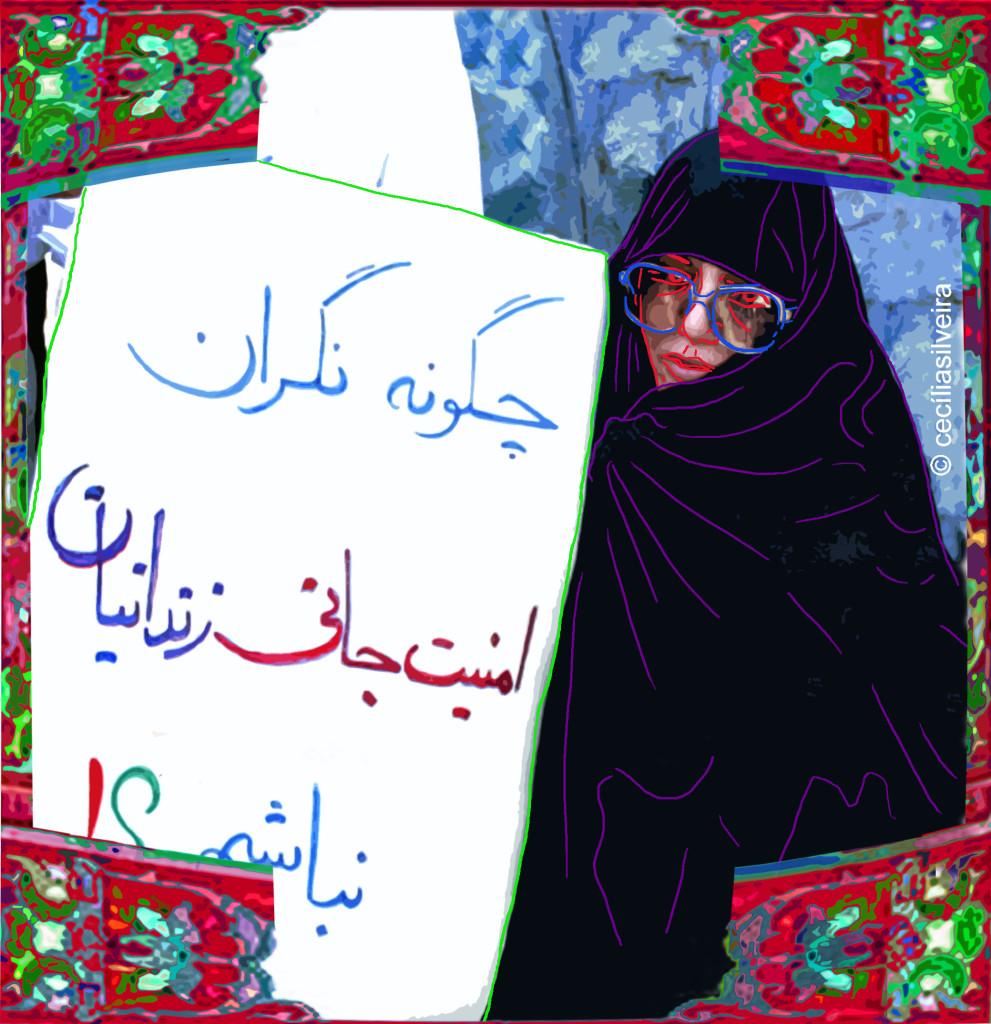 Azam taleghani feminismo oriente medio
